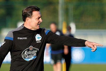 El Deportivo preparará con cinco entrenamientos la visita al Villarreal