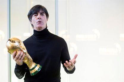 """Löw cree que Alemania precisará """"fuerzas sobrehumanas"""" en el Mundial de Rusia"""