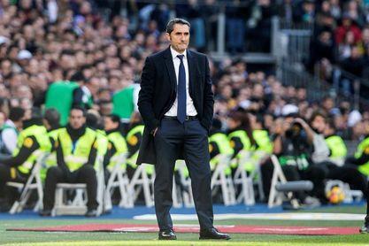 """Valverde: """"Mis jugadores son ganadores y tremendamente competitivos"""""""