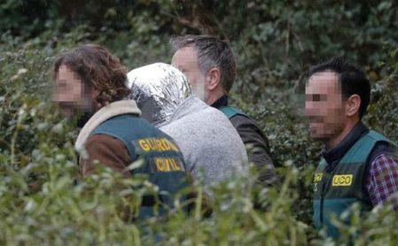 El cuerpo de Diana Quer estaba lastrado con ladrillos y atado por la cintura y los hombros