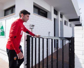 Marcelino ya se encuentra en Valencia pero no viajará a Las Palmas
