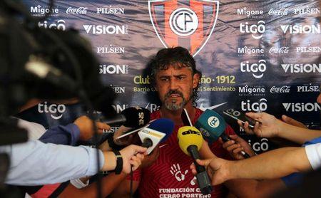 El campeón Cerro Porteño empieza pretemporada bajo la batuta de Álvarez