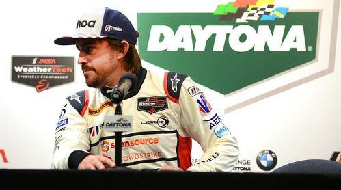 """Alonso: """"Daytona servirá para saber cuánto disfruto de la resistencia"""""""