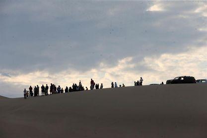 Bolivia defiende el beneficio del Dakar a las comunidades locales