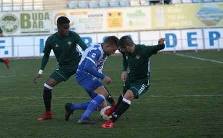 Horario para el partido de Copa Federación entre el Betis y el Villanovense