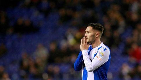 Lucas Pérez inicia la semana fuera del grupo y Valverde vuelve a él