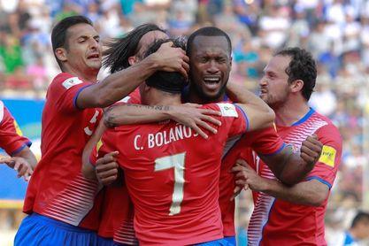 Costa Rica visitará a Inglaterra el 7 de junio como ensayo para el Mundial