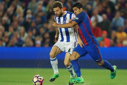 La Real, obligada a frenar a un Leo Messi que le ha marcado 13 goles