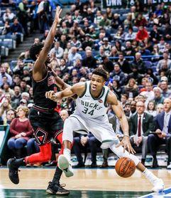 110-103. Antetokounmpo y los Bucks siguen hundiendo a los Magic