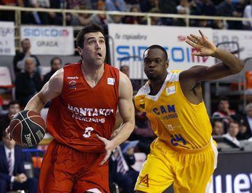 """Sekulic: """"Este Fuenlabrada me recuerda un poco al Madrid en que gané la ACB"""""""