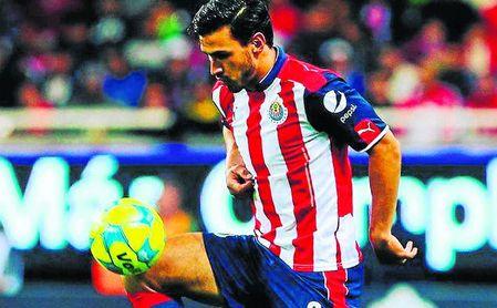 El mexicano Alanís, pretendido por el Betis.