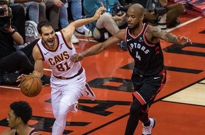 Celtics dominan en Londres; Raptors humillan a Cavaliers y Lakers a Spurs