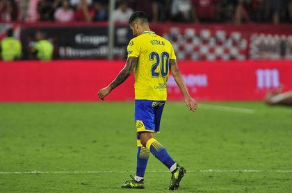 Vitolo jugará tres veces en el Sánchez-Pizjuán esta temporada
