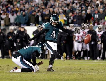 15-10. Elliot pone a los Eagles en la final de Conferencia
