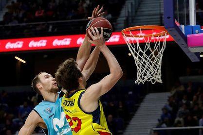 81-72. Estudiantes vuelve al optimismo tras ganar a un adormecido Andorra
