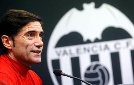 """Una primera vuelta impecable mantiene el """"Sueño Champions"""" del Valencia"""