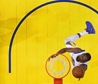 108-118. Durant vuelve a ganar duelo a James y Warriors a Cavaliers
