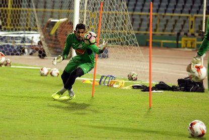 El Chorrillo se refuerza con el segundo portero de la selección panameña