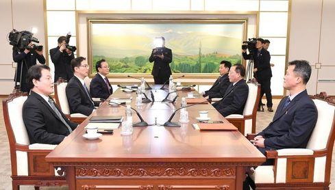 Las dos Coreas desfilarán juntas en la inauguración de los Juegos Olímpicos