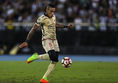 El uruguayo Álvez dice estar ilusionado con posibilidad de jugar en el Junior