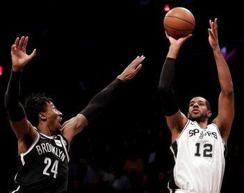 95-100. Aldridge, Mills y Gasol lideran el triunfo de Spurs, sin Leonard