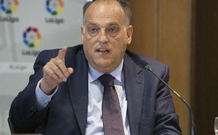 """Tebas sobre la visita de los Biris: """"Vamos a investigar quiénes han sido e intentar expulsarlos del Sevilla"""""""