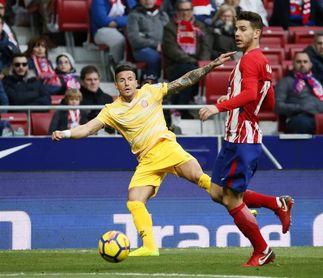 """Lucas: """"Todo el mundo debe creer en nosotros, vamos a por todas a Sevilla"""""""