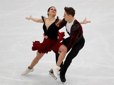 Sara Hurtado y Kirill Jalyavin dan a España una segunda plaza para el Europeo