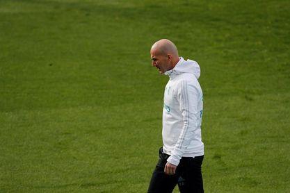 """Zidane: """"Ceballos está feliz y es el presente y el futuro del Real Madrid"""""""