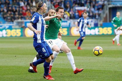 2-2. El Leganés rescata un punto en Mendizorroza en la recta final