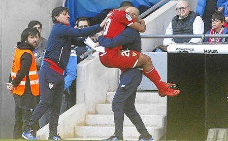 El Sevilla de Montella ya empieza a ser un equipo.