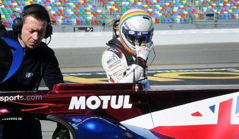 """Alonso llega a Daytona Beach, la """"cuna de la velocidad"""""""