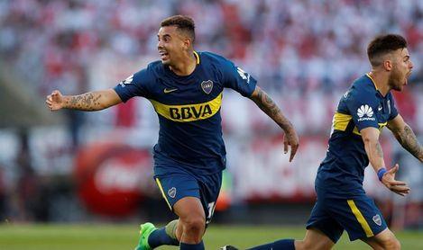 Cardona, Barrios y Fabra vuelven a entrenarse con sus compañeros de Boca