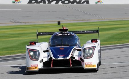 "Alonso se enfrenta a numerosas ""primeras veces"" en Daytona"