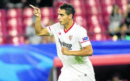 Camiseta Sevilla FC Ben Yedder