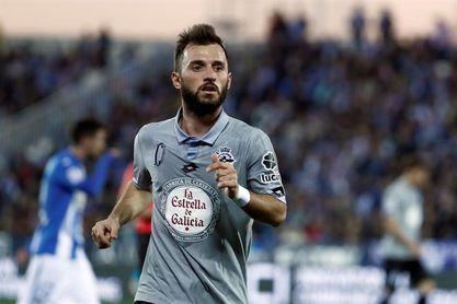 Los jugadores del Dépor se conjuran y Çolak les dice que lo suyo fue un malentendido
