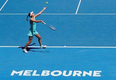 Caroline Wozniacki, primera finalista del Abierto de Australia