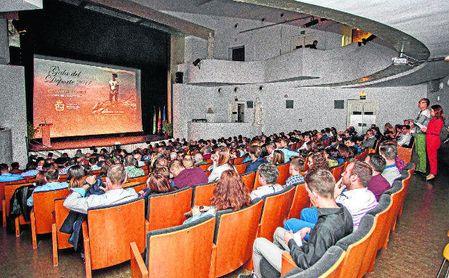 El Teatro Oriente de Morón de la Frontera.
