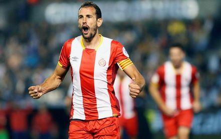 Cristhian Stuani regresa a los entrenamientos del Girona