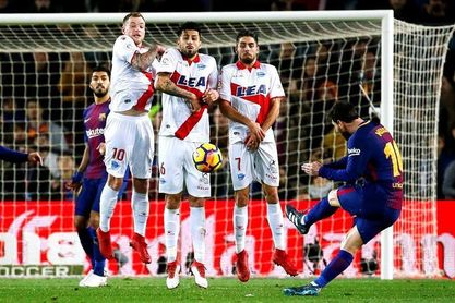 2-1. El Barcelona también sabe ganar sufriendo