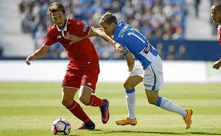 Final: CD Leganés 1-1 Sevilla FC