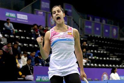 Carolina Marín remonta ante Gao Fangjie y pasa a cuartos del Abierto de India