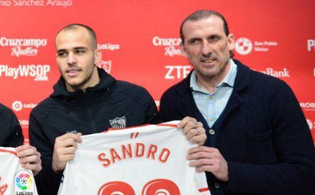Sandro, las pegas del Everton y los motivos que le llevaron al Sevilla