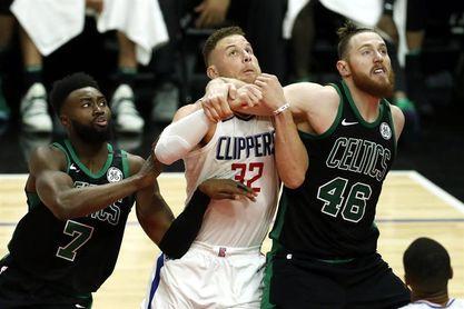104-102. Griffin debuta con triunfo de Pistons; Marc Gasol, doble-doble