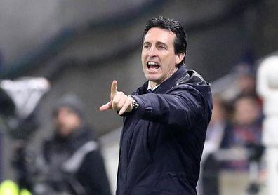"""Emery: """"Todavía no tenemos al Madrid en la mente"""""""