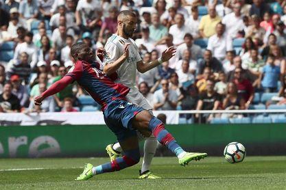 El Levante, a romper su mala racha ante un Real Madrid que levanta el vuelo