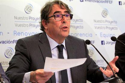 El TSJM otorga legitimación a Jorge Pérez para recurrir las elecciones a la Asamblea de la RFEF