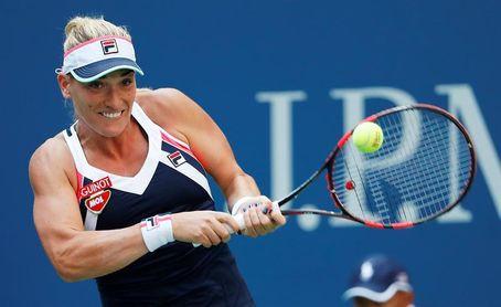 Wang-Babos y Lisicki-Kozlova, en semifinales