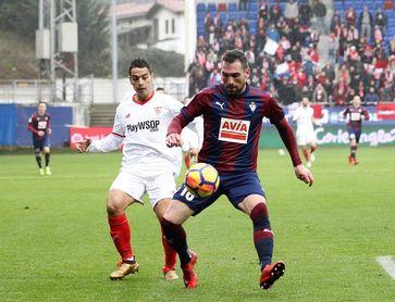 5-1. El Eibar destroza al Sevilla