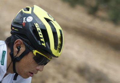 El colombiano Esteban Chaves se alza con el liderato tras ganar la etapa reina